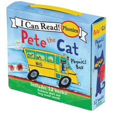 HarperCollins I Can Read Pete The