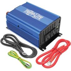 Tripp Lite 1000W Compact Power Inverter