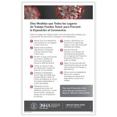 ComplyRight Coronavirus COVID 19 OSHA Reduce