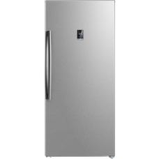 Midea Upright Stainless Steel Freezer 210
