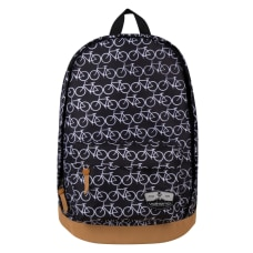 Volkano Suede Series Backpacks With 156
