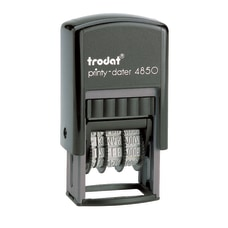 Trodat 4850 Self Inking Stamp Micro