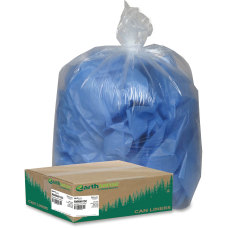 Webster 001 mil Trash Bags 45