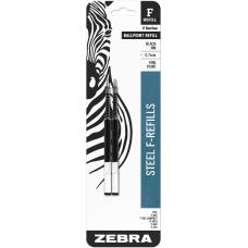 Zebra Pen Bold F Refill Pen