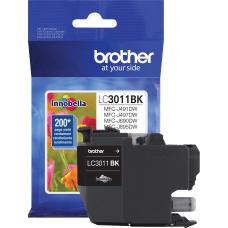 Brother LC3011BK Original Ink Cartridge Single