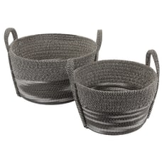 GNBI 2 Piece Basket Set Medium