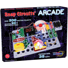 Elenco Electronics Snap Circuits Arcade Set