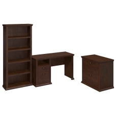 Bush Furniture Yorktown Home Office Desk