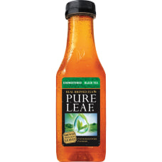 Pure Leaf Unsweetened Black Tea 18