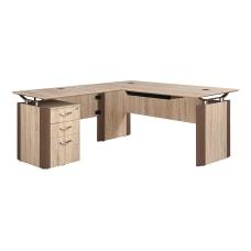 Forward Furniture Allure Double Pedestal L