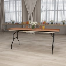 Flash Furniture Rectangular Folding Banquet Table