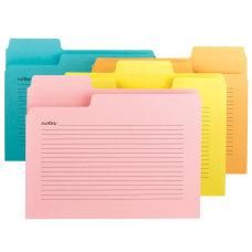 Smead SuperTab Notes File Folders 8