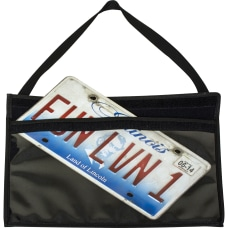 C Line License Plate Holder Support