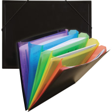 C Line Rainbow Pockets Document Sorter