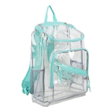 Eastport PVC Deluxe Top Loader Backpack