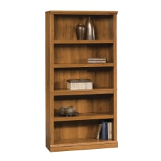 Sauder Select Bookcase 5 Shelf Abbey