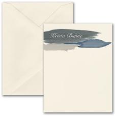 Custom Premium Stationery Flat Note Cards
