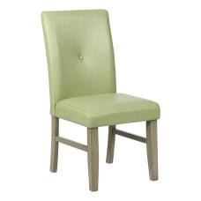 Powell Brenter Side Chair Driftwood GrayApple
