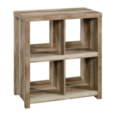 Sauder Homeplus 4 Cube Bookcase Lintel