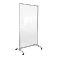 Ghent Plastic Mobile Room Divider With