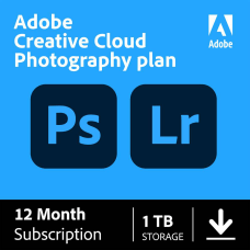 Adobe Creative Cloud Photography Plan w