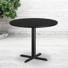 Flash Furniture Round Hospitality Table With