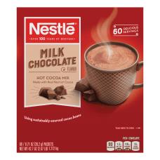 Nestle Milk Chocolate Hot Cocoa Mix