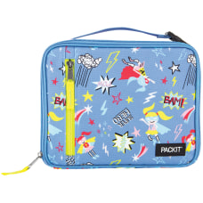 PackIt Freezable Classic Lunch Box Multicolor
