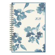 Blue Sky WeeklyMonthly Planner 8 x