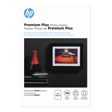 HP Premium Plus Photo Paper for