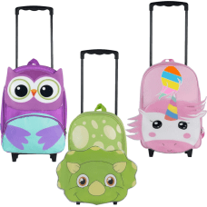Playground Freestyle Trolley Bags Assorted Designs
