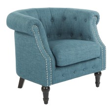 Office Star Eleanor Tufted Tub Chair