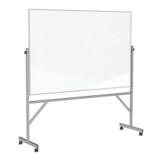 Ghent Reversible Magnetic Whiteboard 48 x