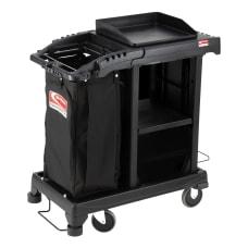 Suncast Commercial Plastic Cart Sub Compact