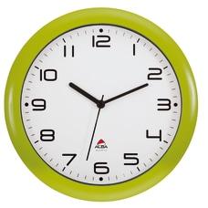 Alba Silent Round Wall Clock 12