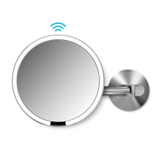 simplehuman Sensor 5X Magnification Wall Mount