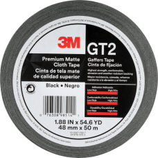 3M Gaffers Cloth Tape x 2