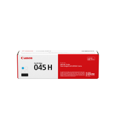 Canon 045H High Yield Cyan Toner