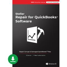 Stellar Repair For Quickbooks Software