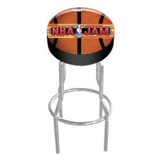 Arcade1Up NBA JAM Arcade Stool MulticolorChrome