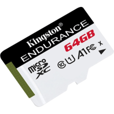 Kingston High Endurance 64 GB Class