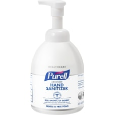 PURELL Advance Sanitizer Green Certified Foam
