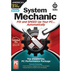 Iolo Technologies System Mechanic Disc
