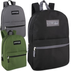 Trailmaker Classic Backpacks Assorted Colors Pack
