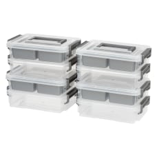 IRIS 2 Cup Layered Latch Boxes