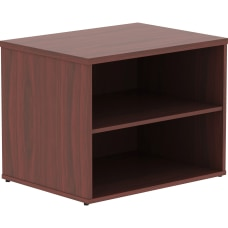 Lorell Relevance Series 2 Shelf Open