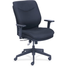 Lorell Infinity Bonded Leather High Back
