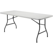 Lorell 96 W Rectangular Banquet Table