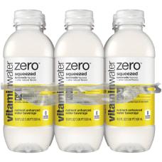 Vitaminwater Zero Sports Drinks Squeezed 169