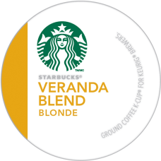 Starbucks Veranda Blend Coffee Single Serve